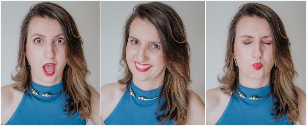 Consultora de estilo e visagismo Joice Rossi